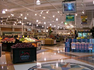 Mobile Payments - Grocery Store