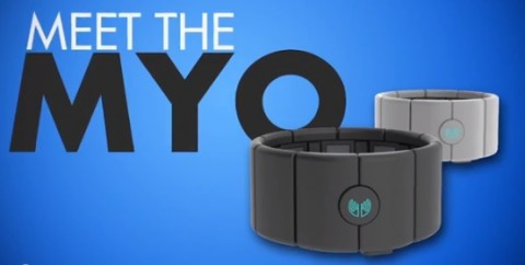 Myo - wireless gadgets