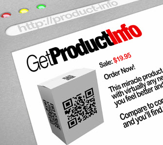 qr codes and products