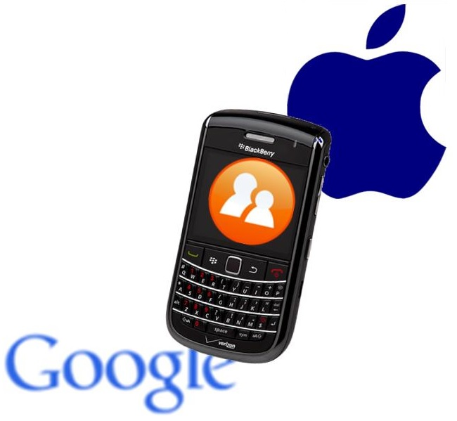 Apps - Blackberry messenger app for other operating systems