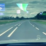 Augmented reality head-up displays provide futuristic driver guidance