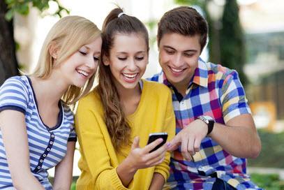 Mobile Shopping - Millennials