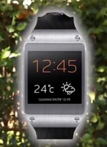 Gadgets - Smasung Smartwatch