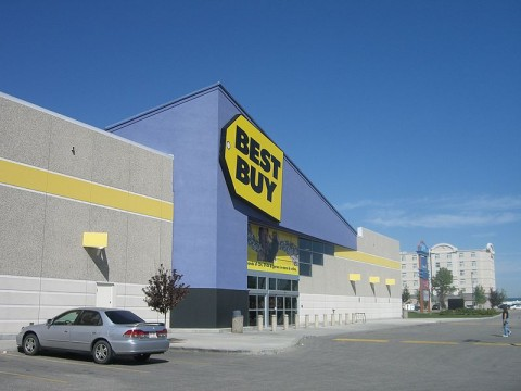 Mobile Marketing - Best Buy