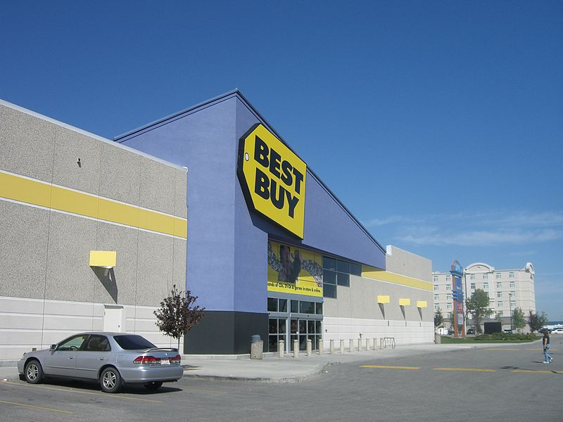 Gadgets trade-in promotion - Best Buy