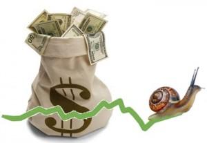Mobile Marketing - slow ad revenue