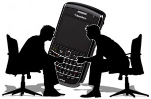 BlackBerry & Samsung working together