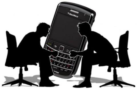 BlackBerry & Samsung working together