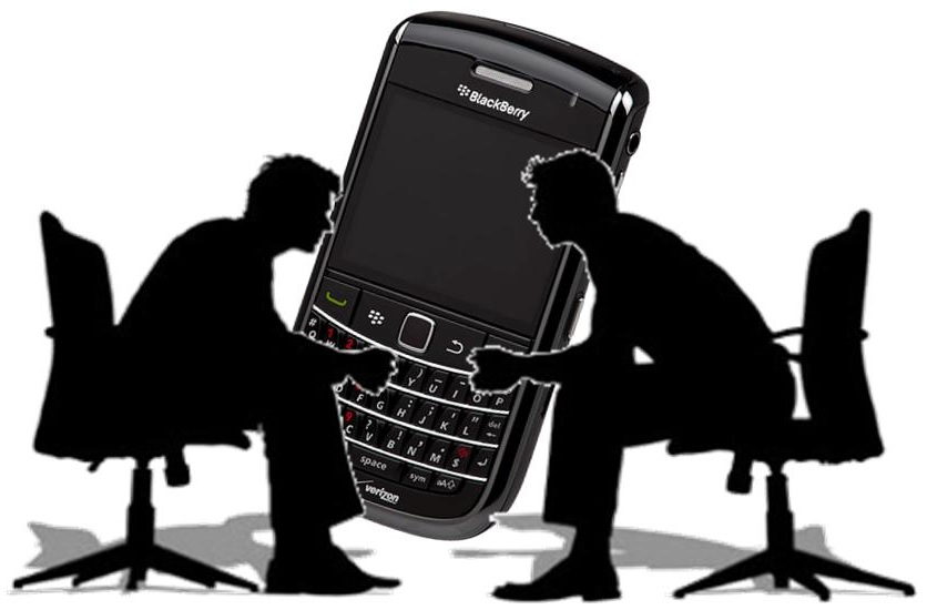 Technology News - Blackberry takeover