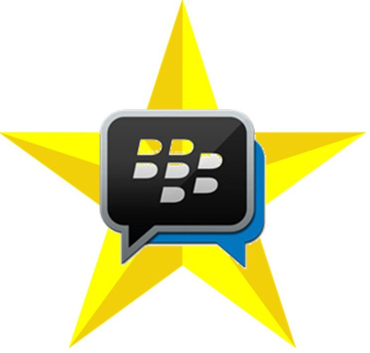 Blackberry BBM Apps