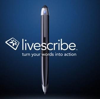Gadgets - Livescribe smartpen