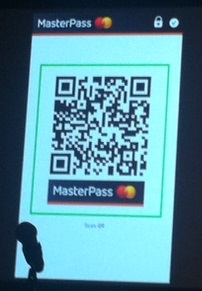 MasterCard money2020 mobile payments qr codes
