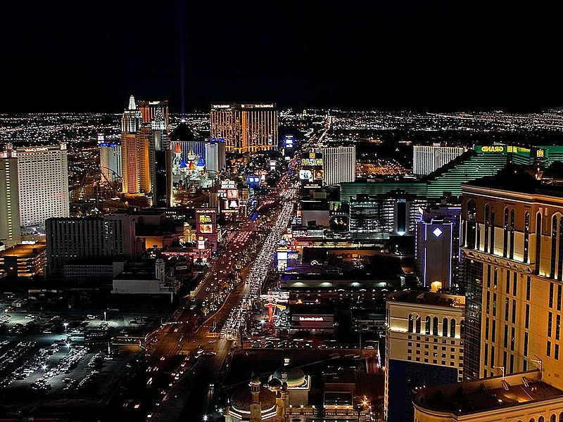Mobile Commerce - Las Vegas