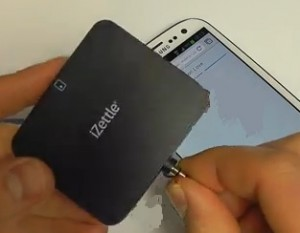 Mobile Payments - iZettle