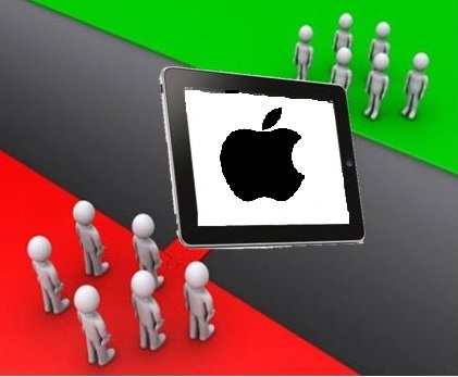 Tablet Commerce - iPad sales war