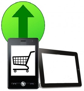Tablet Commerce - tablets losing shopping ground over smartphones