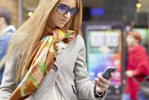 Geolocation Technology - Mobile shopping app
