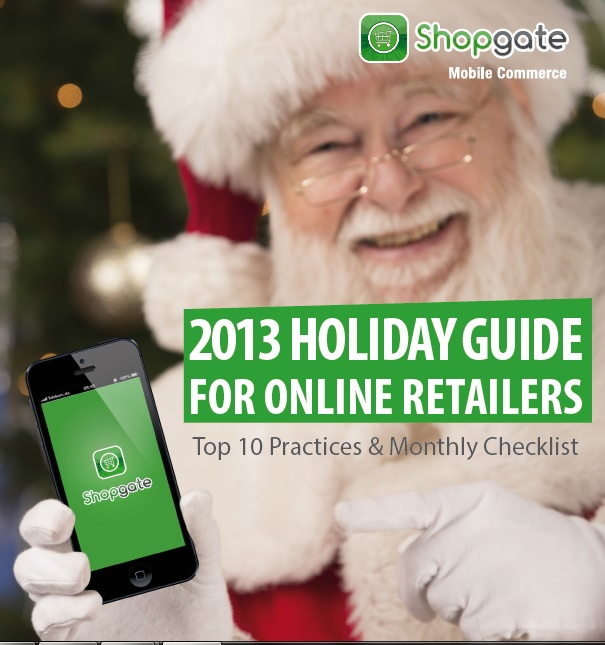 shopgate m-commerce report