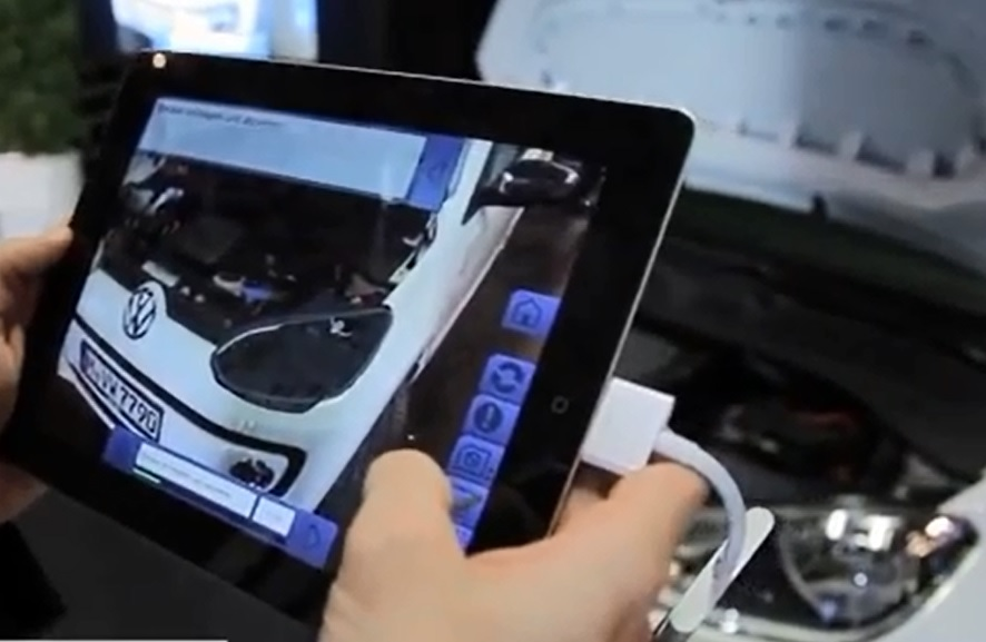 volkswagen augmented reality manual