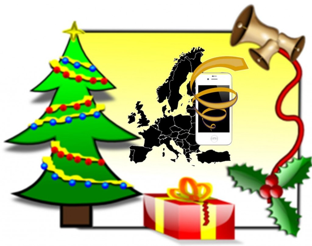 Mobile Commerce - Europe Holiday Shopping