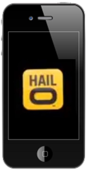 Mobile Commerce - Hailo app