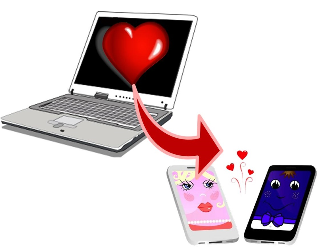 Mobile Gadgets - Matchmaker websites become apps