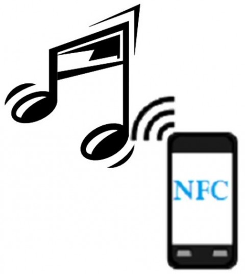 NFC Technology and streaming music
