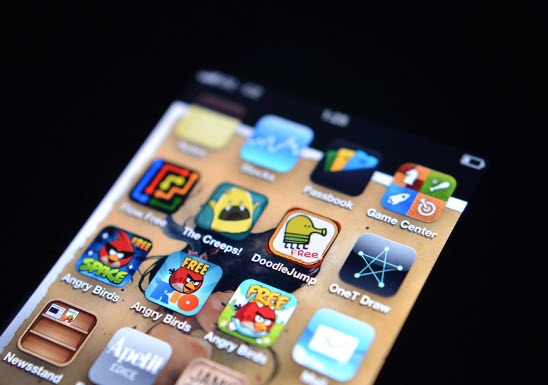 Mobile apps for consumers