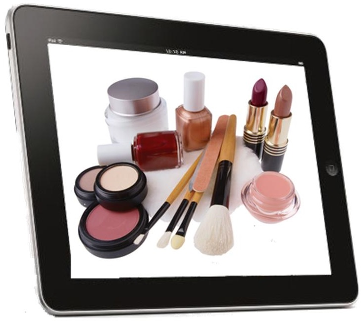 Cosmetics Mobile Commerce