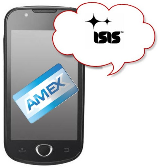 Isis Mobile Wallet - American Express