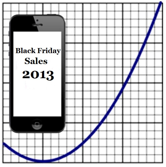 Mobile Commerce - Black Friday Sales 2013