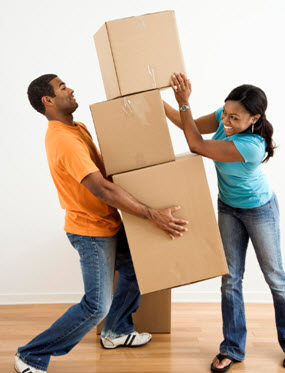 Mobile apps for moving