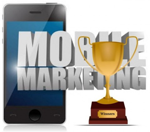 Most Effective Mobile Marketing - Winners