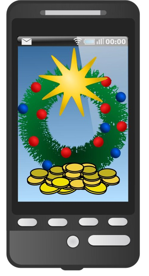 holiday mobile payments