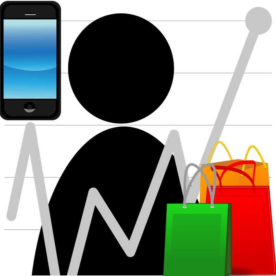 m-commerce study - mobile shopping