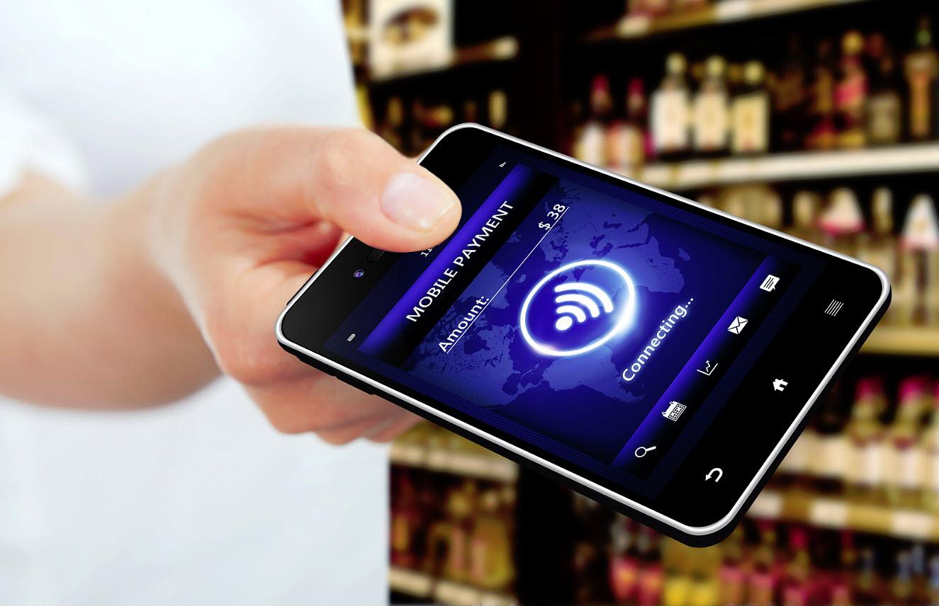 mobile shopping - spending