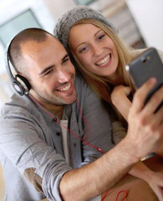 Mobile Apps - Selfies