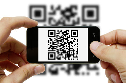 QR Codes to help service contractors
