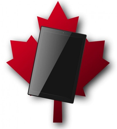 mobile devices - Canada