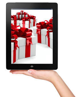 Christmas Mobile Ciommerce  Shopping Statistics