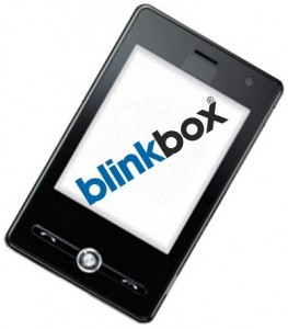 Mobile Commerce Sales - BlinkBox