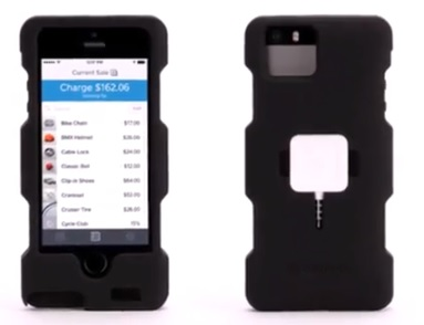 Mobile Commerce - Square Merchant Case
