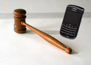 Mobile Devices - Blackberry Lawsuit