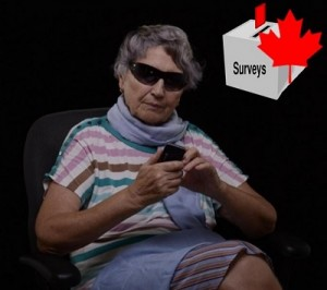 Mobile Devices and Seniors- Canadian Survey