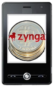Mobile Games - Zynga and Bitcoin