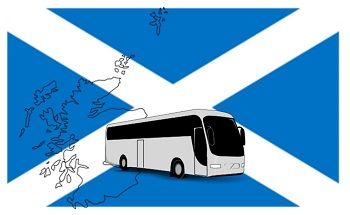 Scotland Buses - Augmented Reality