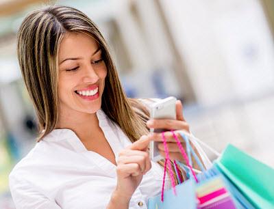 Mobile Commerce - Shopping