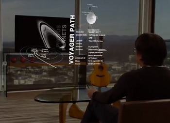 Augmented Reality TV - SeeSpace InAiR