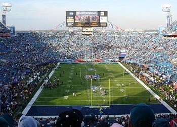 Location Based Marketing - Football Event