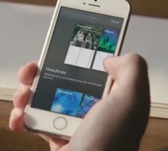 Mobile App - Facebook Paper
